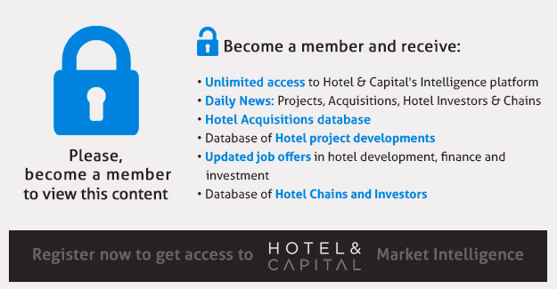 Register now to get access to Hotel & Capital Premium