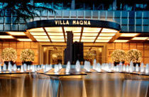 The purchase of the Hotel Villa Magna breaks records in the hotel sector