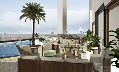 SLS announces first Hotel in the Middle East with the Opening of SLS Dubai Hotel and Residences