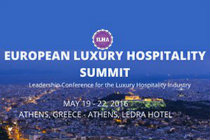 European Luxury Hospitality Summit 2016