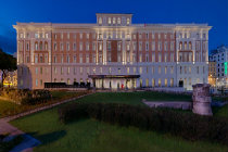 NH Hotel Group chooses Rome for the launch of its upper-upscale brand, NH collection, with a new hotel